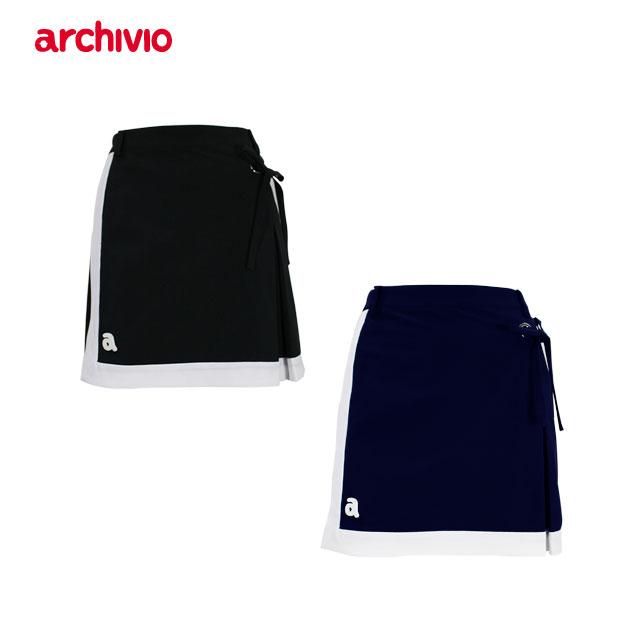 アルチビオ archivio スカート レディース ゴルフ ウェア A856222 あす楽