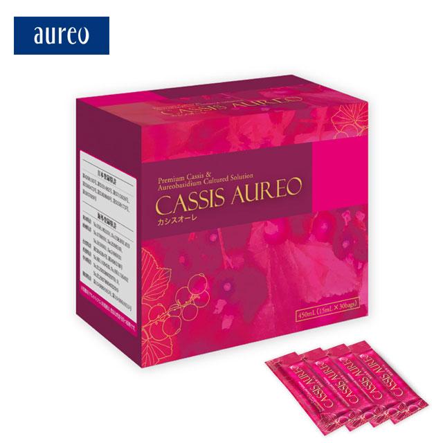 アウレオ aureo カシスオーレ CASSIS AUREO (15ml×30袋)