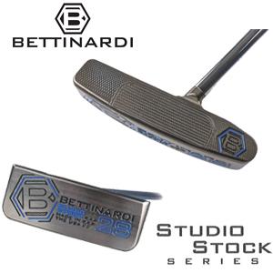 ベティナルディ BETTINARDI メンズ ゴルフクラブ パター スタジオストックシリーズ STUDIO STOCK SERIES SS28 CENTER