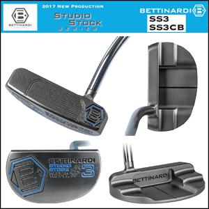 最高の ベティナルディ BETTINARDI メンズ ゴルフクラブ パター スタジオストックシリーズ STUDIO STOCK SERIES SS3, 35PLUS-家具の35プラス- 7d86feba