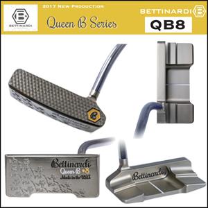ベティナルディ BETTINARDI メンズ ゴルフクラブ パター クイーンビーシリーズ QUEEN BEE QB8