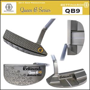 ベティナルディ BETTINARDI メンズ ゴルフクラブ パター クイーンビーシリーズ QUEEN BEE QB9