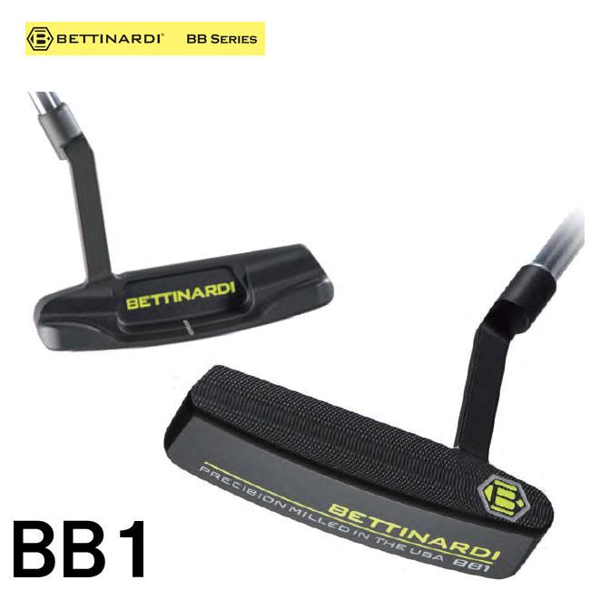 ベティナルディ BETTINARDI メンズ ゴルフ パター BB SERIES BB1 putter あす楽