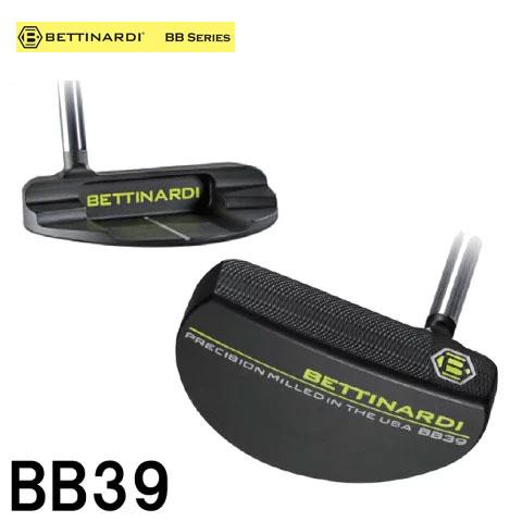 ベティナルディ BETTINARDI メンズ ゴルフ パター BB SERIES BB39 putter