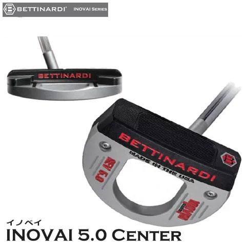 ベティナルディ BETTINARDI メンズ ゴルフ パター INOVAI 5.0 center putter センター 【thxgd_18】