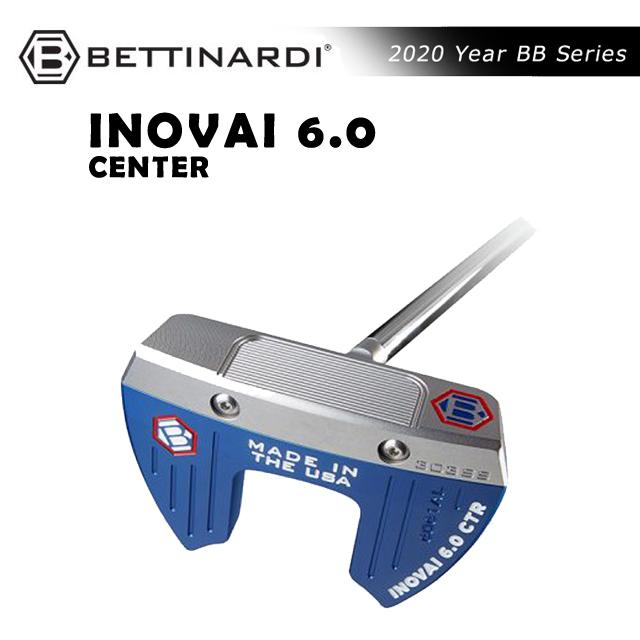 ベティナルディ BETTINARDI メンズ ゴルフ パター INOVAI SERIES putter INOVAI6.0 CENTER イノベイ シリーズ イノベイ6.0 センター お取り寄せ コアーズ市場店