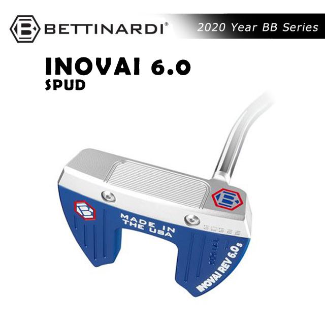 ベティナルディ BETTINARDI メンズ ゴルフ パター INOVAI SERIES putter INOVAI6.0 SPUD イノベイ シリーズ イノベイ6.0 スパッド お取り寄せ コアーズ市場店