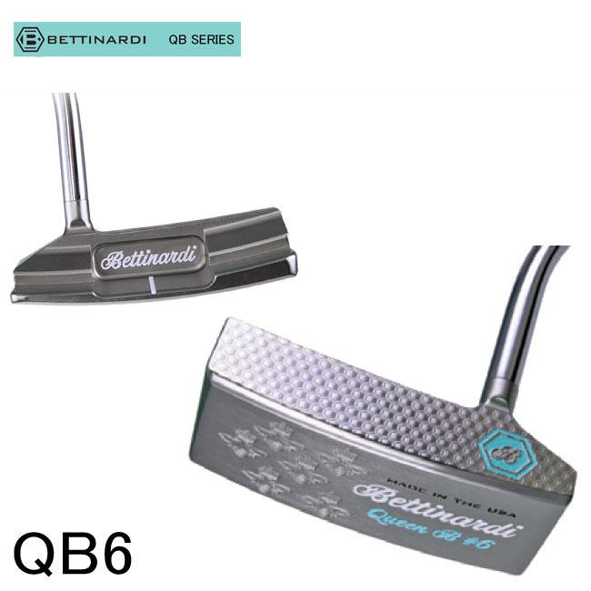ベティナルディ BETTINARDI メンズ ゴルフ パター QB SERIES QB6 putter QUEEN B