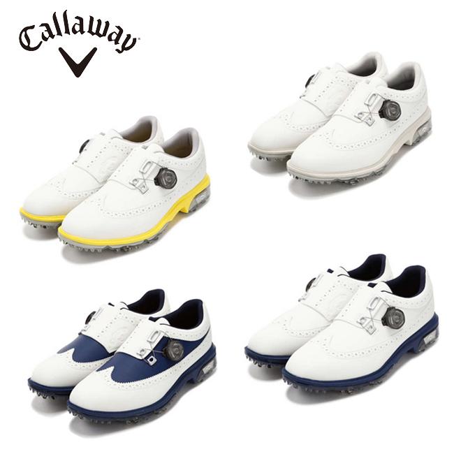 キャロウェイゴルフ Callaway GOLF レディース ゴルフ シューズ TOURPRECISION BOA WM 18(WOMENS) 247-8983800