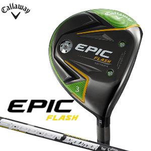 レフティ キャロウェイゴルフ Callaway GOLF メンズ ゴルフクラブ EPIC FLASH STAR エピックフラッシュスター フェアウェイウッド オリジナルカーボンシャフト 左用