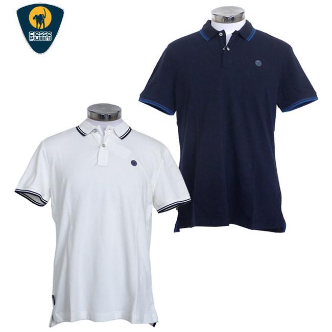 チェッセピューミニ Ciesse Piumini メンズ ゴルフ ウェア ポロシャツ POLO SHIRT MAN COM146 CPQSK BALI7B あす楽