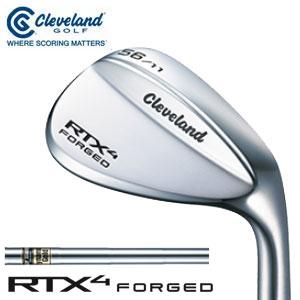 クリーブランド Cleveland メンズ ゴルフ クラブ ウェッジ RTX 4 FORGED ウエッジ DynamicGold