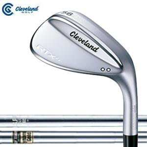 クリーブランド Cleveland メンズ ゴルフ クラブ ウェッジ RTX 4 ツアーサテン ウエッジ DynamicGold/N.S.PRO 950GH