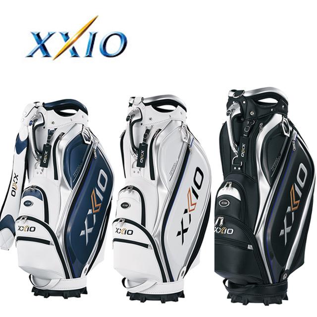 ダンロップ DUNLOP ゼクシオ XXIO メンズ ゴルフ キャディバッグ ツアープロレプリカモデル GGC-X109