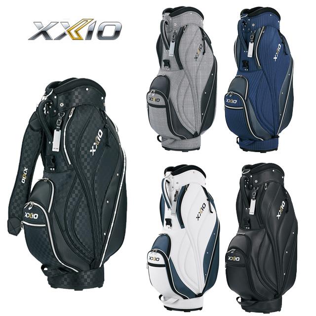 ダンロップ DUNLOP ゼクシオ XXIO メンズ ゴルフ キャディバッグ 軽量 クラシック GGC-X111