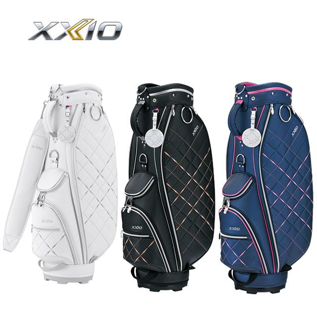 ダンロップ DUNLOP ゼクシオ XXIO レディース ゴルフ キャディバッグ エレガント かわいい ゴルフ女子 GGC-X113W
