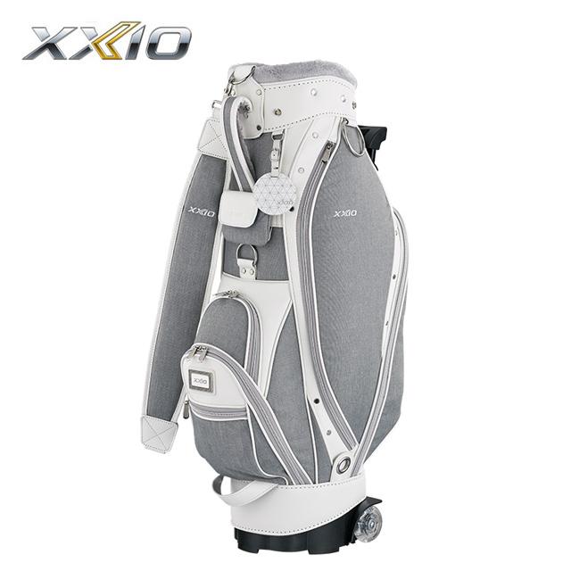ダンロップ DUNLOP ゼクシオ XXIO レディース ゴルフ キャディバッグ Caddy Bag シック かわいい ゴルフ女子 GGC-X114W