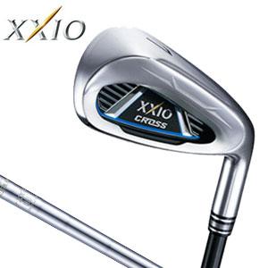 ダンロップ DUNLOP メンズ ゴルフクラブ XXIO CROSS IRON アイアン ゼクシオクロスアイアン 7本セット(#7-#9,PW,AW,DW,SW) N.S.PRO 870GH DST for XXIO スチールシャフト