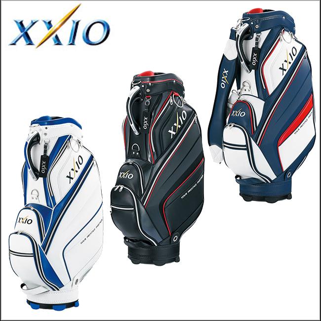 ダンロップ DUNLOP ゼクシオ XXIO メンズ ゴルフ キャディバッグ GGC-X091