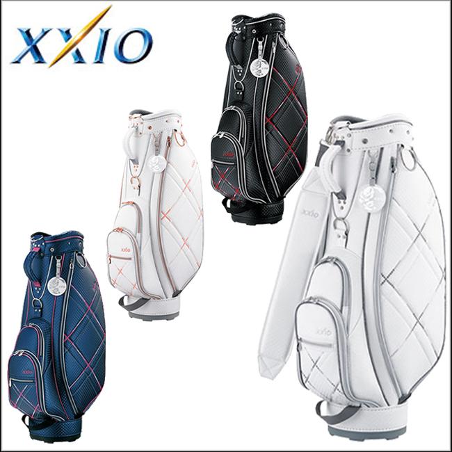 ダンロップ DUNLOP ゼクシオ XXIO レディース ゴルフ キャディバッグ GGC-X095W