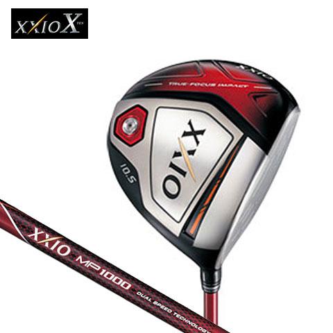ダンロップ DUNLOP メンズ ゴルフ クラブ XXIO X ドライバー レッド ゼクシオテン MP1000カーボンシャフト 2018