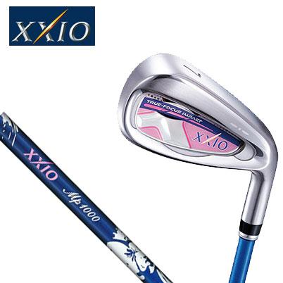 【あす楽】XXIO ゼクシオ X アイアンセット ゴルフ クラブ アイアン 5本 セット(#7-9,PW,SW) ブルー MP1000L カーボン シャフト 2018