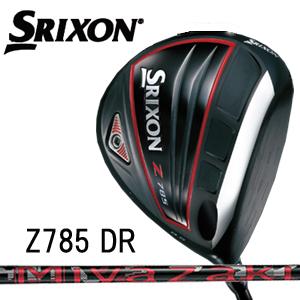 ダンロップ スリクソン DUNLOP SRIXON メンズ Z785 ドライバー Miyazaki Mahana カーボンシャフト 2018