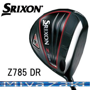 ダンロップ スリクソン DUNLOP SRIXON Z785 ドライバー Miyazaki MIZU 6 カーボンシャフト メンズ ゴルフ クラブ 2018