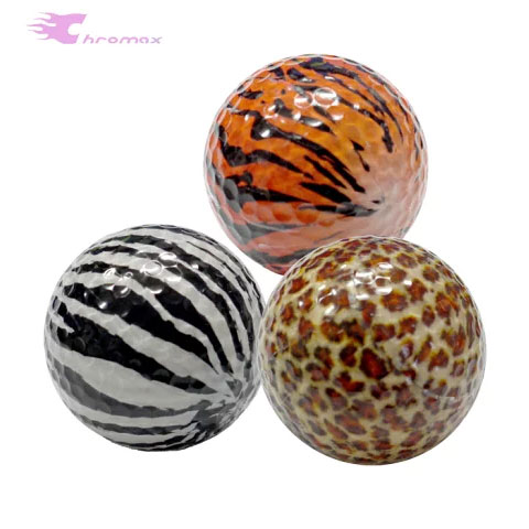 Chromax Golf is fun or cool well ♪ animal ball