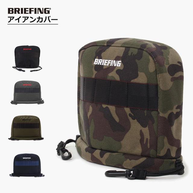 ブリーフィング BRIEFING メンズゴルフ IRON COVER アイアンカバー BRF318219