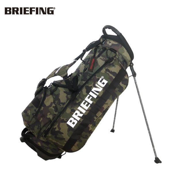 ブリーフィング BRIEFING メンズゴルフ スタンド キャディバッグ CR-4 BRG183701 ユナイテッドコアーズ