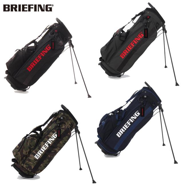 ブリーフィング BRIEFING メンズゴルフ スタンド キャディバッグ CR-4 BRG183701 あす楽 ユナイテッドコアーズ