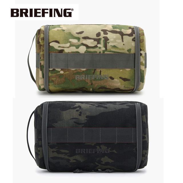ブリーフィング BRIEFING メンズ SHOES CASE ゴルフ シューズケース 軽量 MULTICAM BLACK MULTICAM BRG191A14