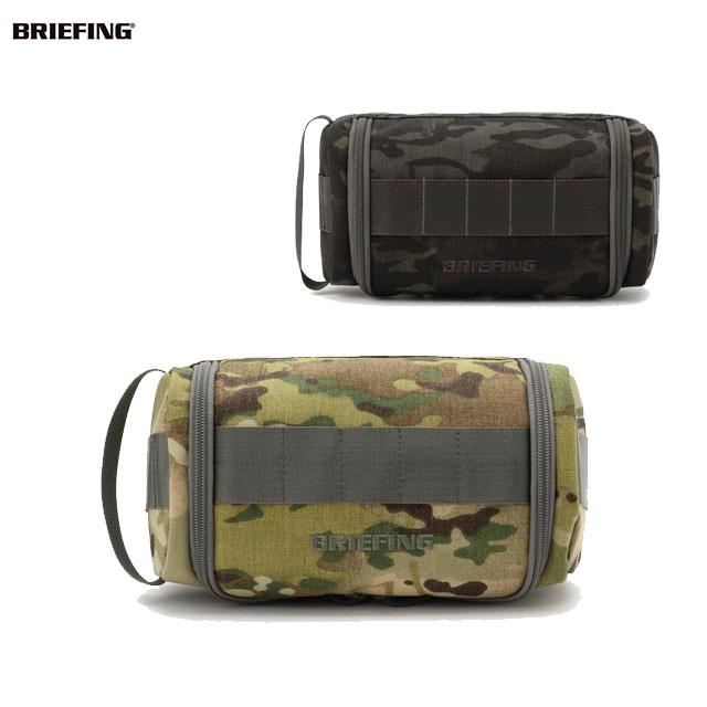 ブリーフィング ボックスポーチ BOX POUCH GOLF RIEFING BRG191A16