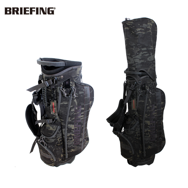 ブリーフィング メンズ ゴルフ スタンドバッグ キャディバッグ BRIEFING CR-4 BRG191D02 あす楽