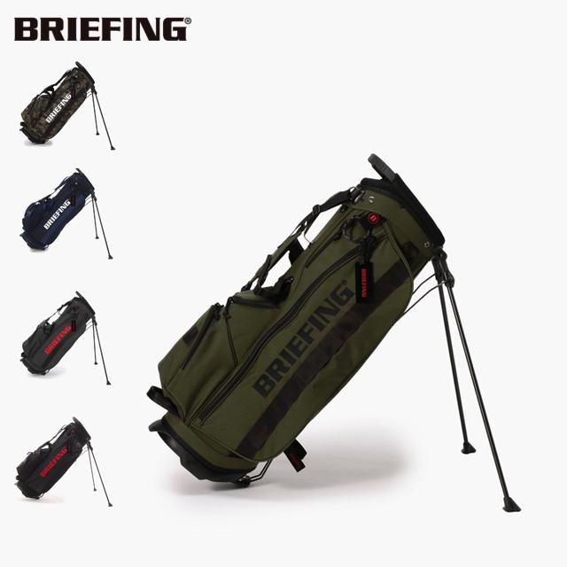 ブリーフィング メンズ ゴルフ スタンド キャディバッグ CR-4 BRIEFING BRG183701 ユナイテッドコアーズ あす楽