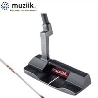 ムジーク Muziik メンズゴルフクラブ On The Screw 【オンザスクリュー】WP-1 BLACK パター Fire Express PROTOシャフト