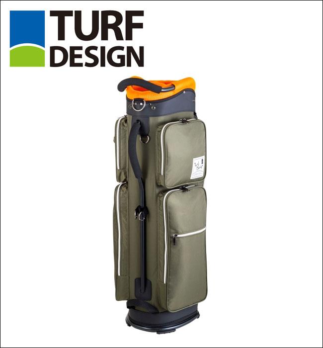 ターフデザイン TURF DESIGN キャディバッグ Caddie Bag TDCB-1771 2017