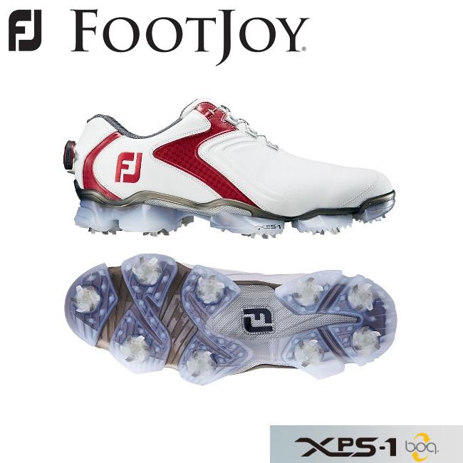 【受注生産品】 フットジョイ FOOTJOY XPS-1 FOOTJOY boa エックスピーエスワン ボア ゴルフシューズ ホワイト+レッド 56005 56005 ボア 2016, ファブリック ロッソ:60a69176 --- canoncity.azurewebsites.net
