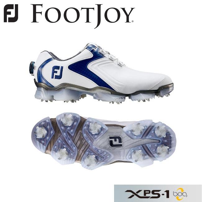 2019年新作入荷 フットジョイ FOOTJOY XPS-1 boa XPS-1 エックスピーエスワン ボア boa 2016 ゴルフシューズ ホワイト+ネイビー 56006 2016, HATSHOP NISHIKAWA:56c02556 --- canoncity.azurewebsites.net