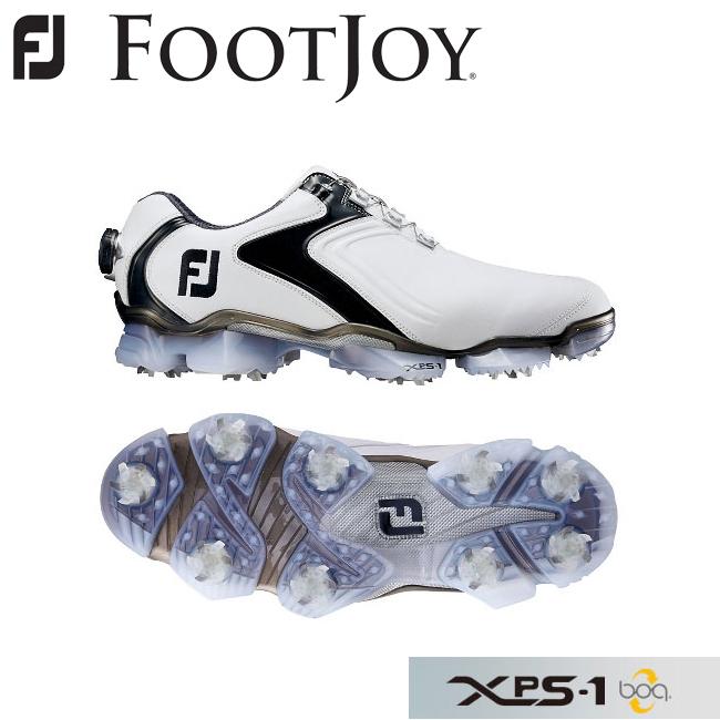 史上最も激安 フットジョイ FOOTJOY ボア XPS-1 boa boa エックスピーエスワン フットジョイ ボア ゴルフシューズ ホワイト+ブラック 56007 2016, 北海道ギフトストア:17f5d566 --- clftranspo.dominiotemporario.com