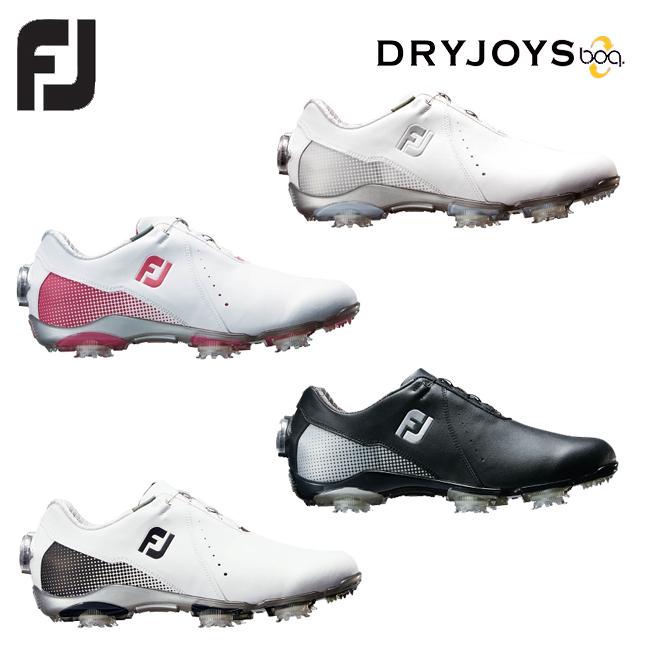 フットジョイ FOOTJOY ウィメンズ DRYJOYSBoa ドライジョイズ ゴルフ シューズ 99069 99068 99071 99072