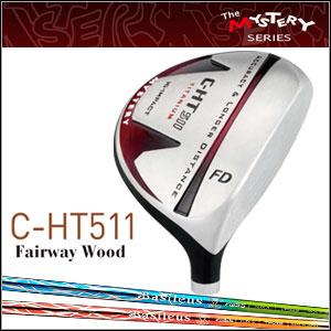 ミステリー MYSTERY メンズゴルフクラブ C-HT511 FW BASILEUS Zaffiro/Leggero FWシリーズシャフト 【thxgd_18】