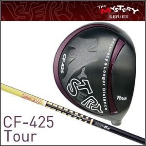 ミステリー MYSTERY メンズゴルフクラブ CF-425Tour Model ドライバー TourAD MJシリーズシャフト