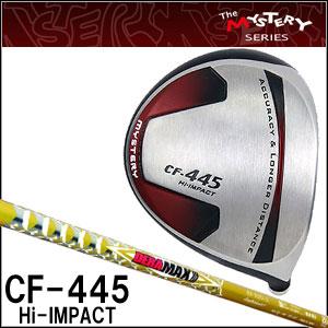 定番 ミステリー MYSTERY メンズゴルフクラブ DERAMAX CF-445 Hi-IMPACT MYSTERY ドライバー OLYMPIC Hi-IMPACT DERAMAX DM-03 シリーズシャフト, ホユキ:5b3d5b01 --- canoncity.azurewebsites.net