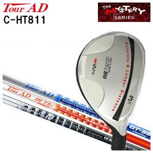 ミステリー MYSTERY メンズゴルフクラブ C-HT811 UT TourAD GT / UT-55,65 / DI-HYBRIDシリーズシャフト 【thxgd_18】