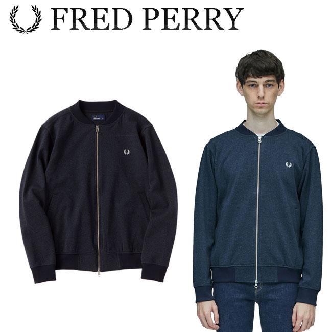 フレッドペリー FRED PERRY ボンバー トラック ジャケット メンズ ウェア F2551 あす楽 【thxgd_18】