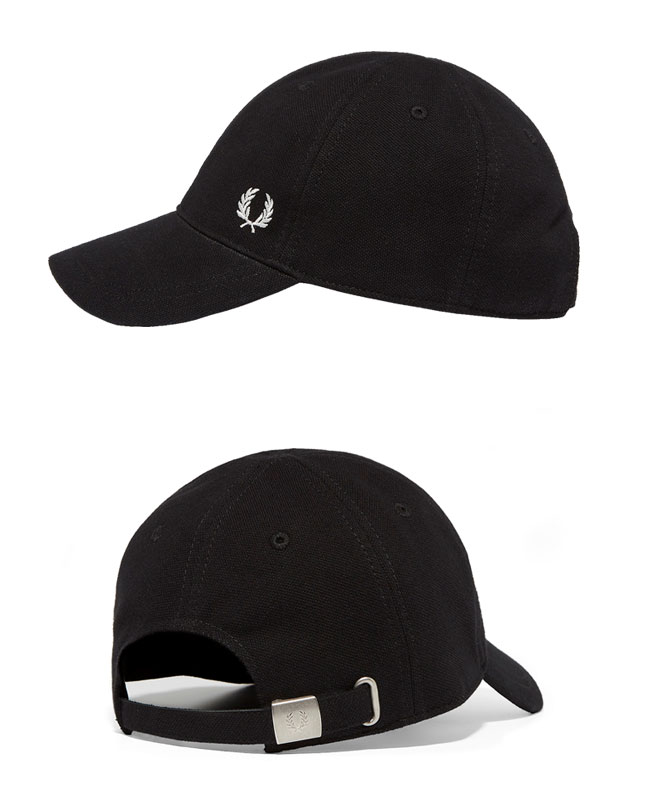 FRED PERRY盖子Pique Classic Cap HW1610
