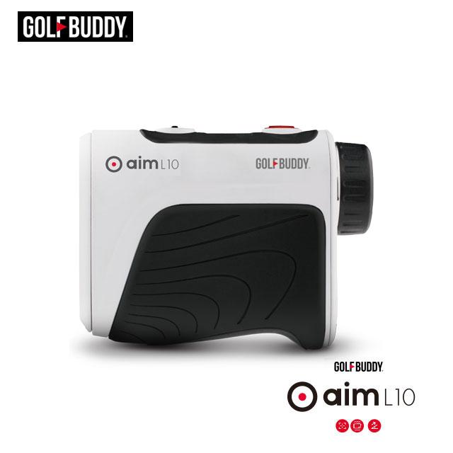 ゴルフバディ レーザー 距離測定器 AIM L10 軽量 コンパクトサイズ レーザー 距離計 GOLF BUDDY