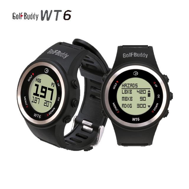 ゴルフバディ スマート ゴルフ GPS WT6 GOLF BUDDY